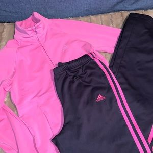 Woman's Adidas outfit